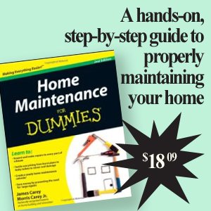 HomeMaintenanceforDummies