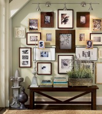How To Hang Pictures And Photos Without Holes On The House