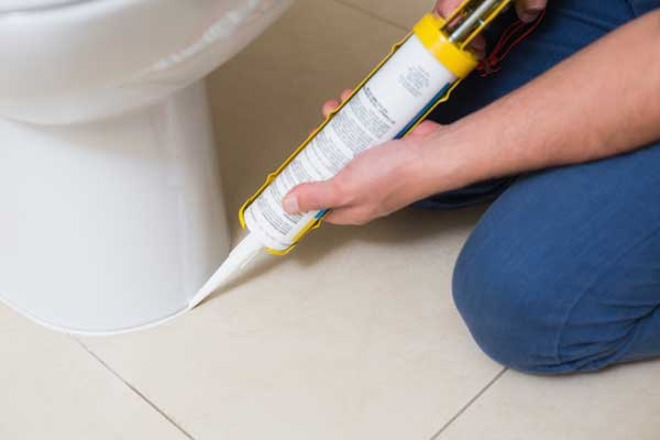 All about caulking on the house for Joint entre carrelage et parquet