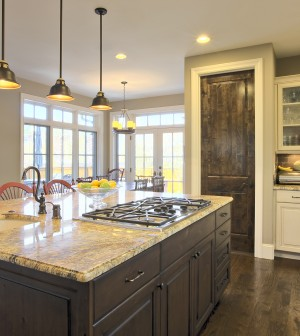 Update your kitchen on a budget on the house for Update my kitchen on a budget