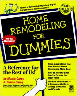 Home Remodeling for Dummies