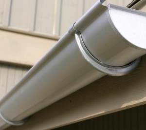 Replacing Wooden Gutters With New On The House