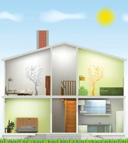 ventilate the house