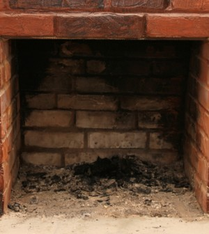 The Carey Brothers give you a quick and easy to make mixture to clean the dirty and soot covered brick or stone on your dirty fireplace.