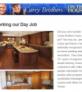 The Carey Brothers July E-Newsletter