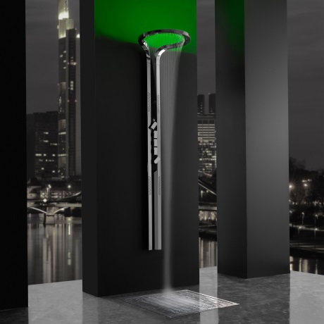 high design, high function faucets such as the award-winning Ametis collection, \by GRAFF