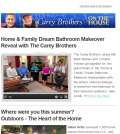 The Carey Brothers Newsletter September 2014