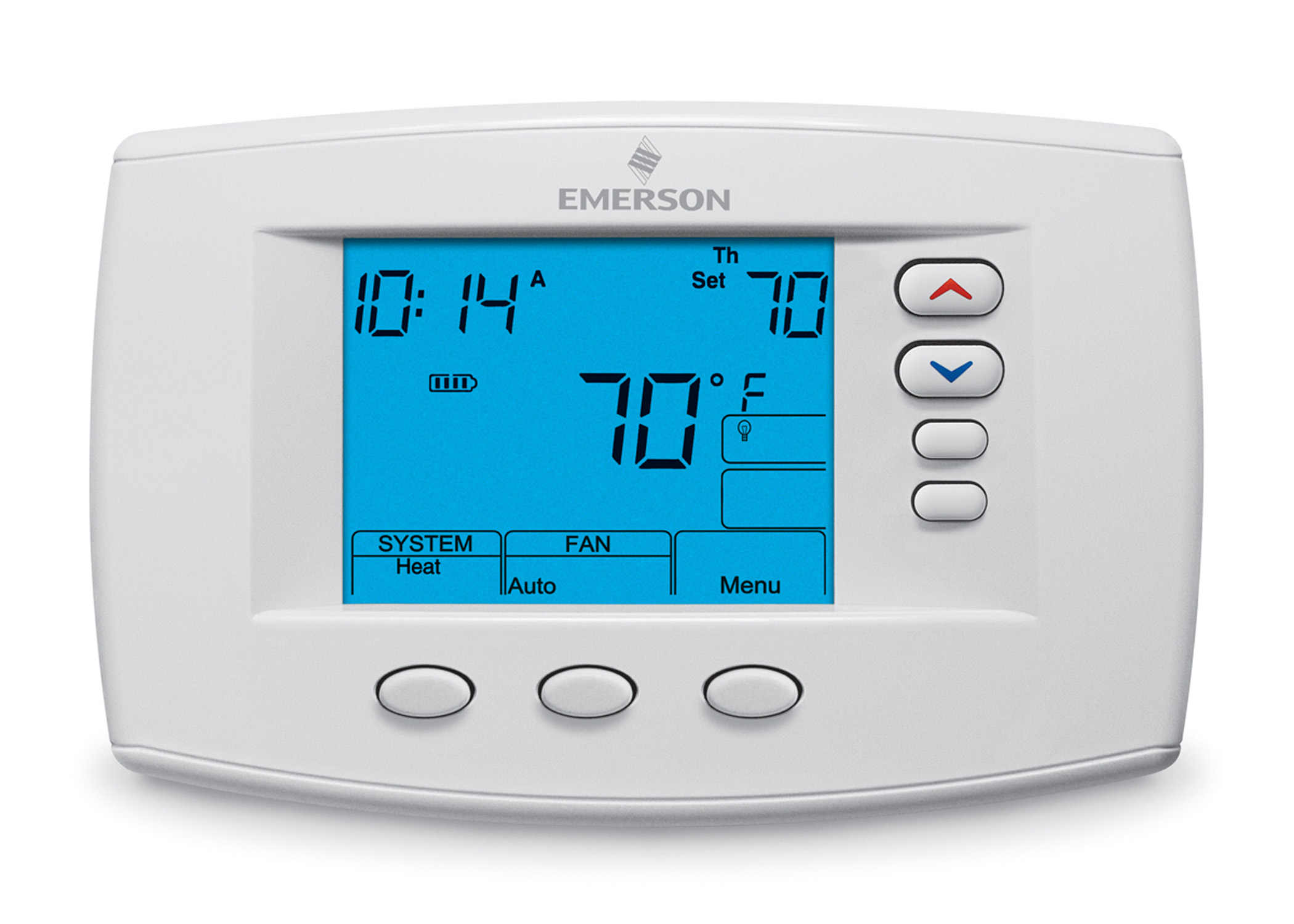 save on energy with a programmable thermostat. Black Bedroom Furniture Sets. Home Design Ideas