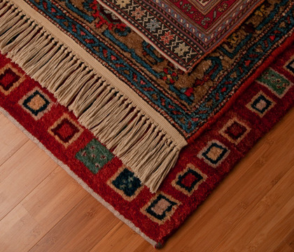 tips on cleaning area rugs