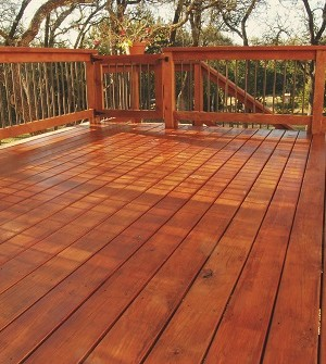 Freshen your deck with these simple tips on the house for Alternative to decking
