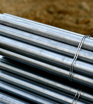 If your home is more than thirty years old chances are that it contains some galvanized pipe. While this type of pipe was used primarily for residential ... & On Galvanized Pipes - On the House