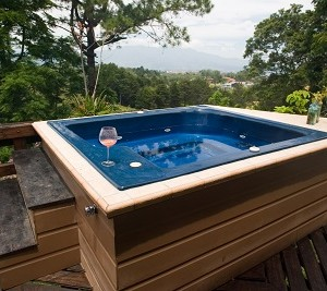 spa vs hot tub what 39 s the difference on the house. Black Bedroom Furniture Sets. Home Design Ideas