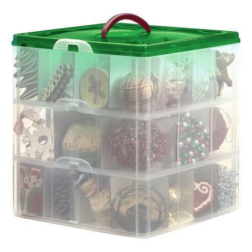 Christmas Decoration Storage Boxes