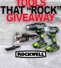 Rockwell Tools Giveaway Contest