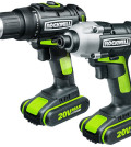 Rockwell Power Drill and Impact Driver
