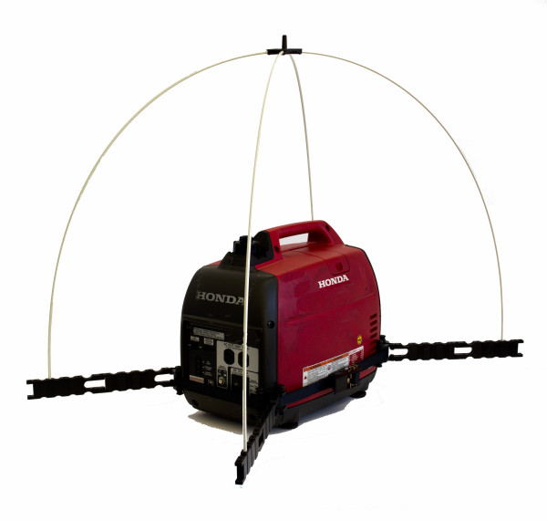 GenTent® Safety Canopies u2013 Portable Protection for Portable Generators  sc 1 st  The Carey Brothers & Portable Safety Canopies to Protect Portable Generators - On the House