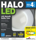 Cooper LIghting HALO LED
