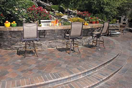basalite paver patio