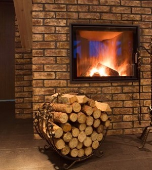 Luxury fireplace