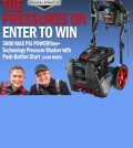 Pressure Washer Giveaway