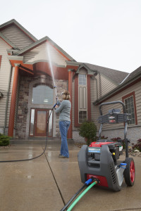 Powerflow Gas Pressure Washer