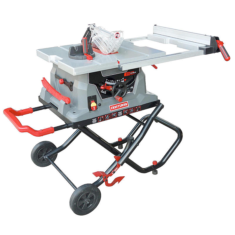 Astonishing Cool Tool Reviews Portable Table Saw On The House Home Remodeling Inspirations Cosmcuboardxyz