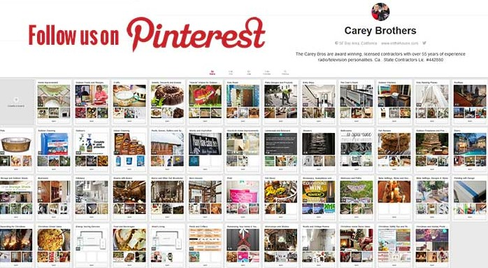 Pinterest On The House