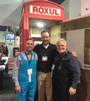 Roxul at KBIS and IBS 2016