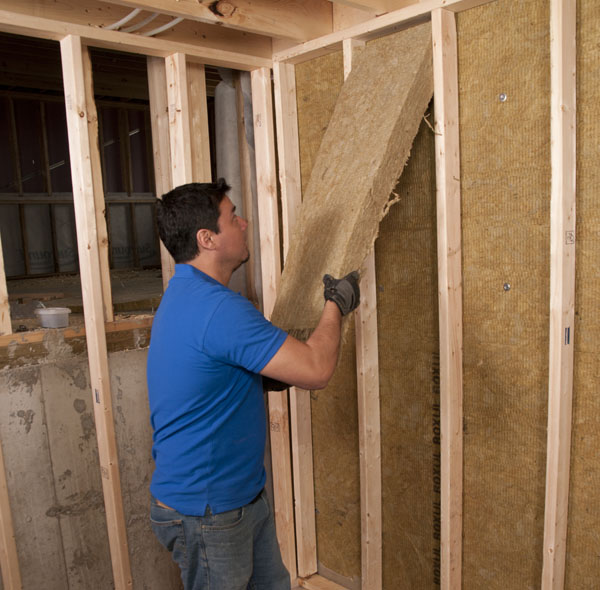 Quick tips to set up a professional home office on the house for Roxul mineral wool insulation