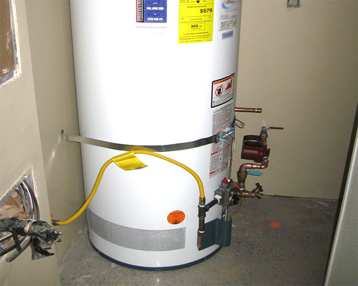 How To Clean Your Water Heater On The House