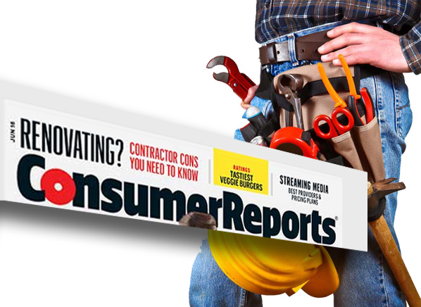 Consumer Reports Contractors Survey Reveals Shady Practices