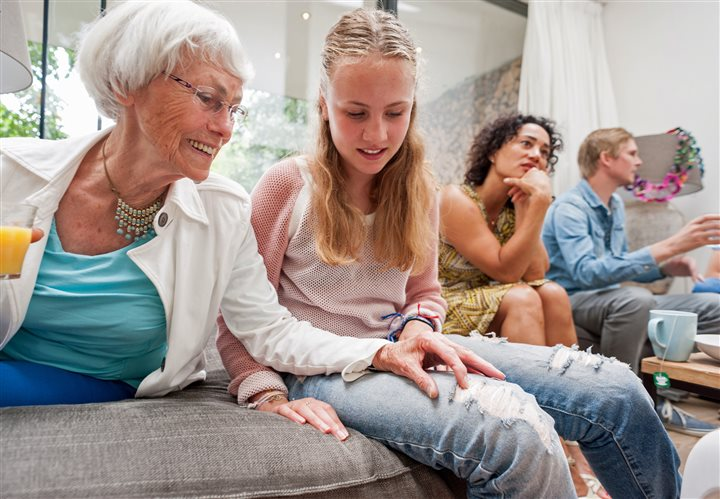 remodeling for multi-generational space