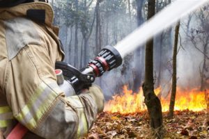 wildfire protection