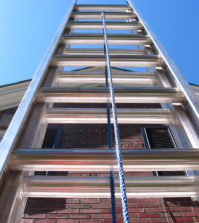 extension ladder safety