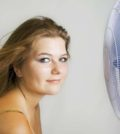 cold and hot HVAC