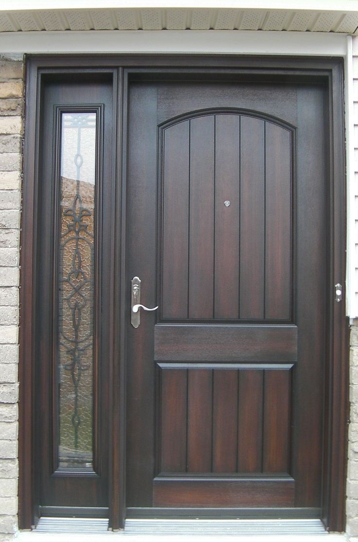 Tip of the day fiberglass doors on the house for Household doors