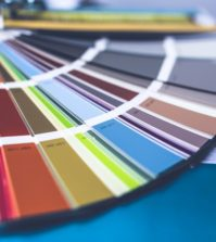 choosing colors for the home