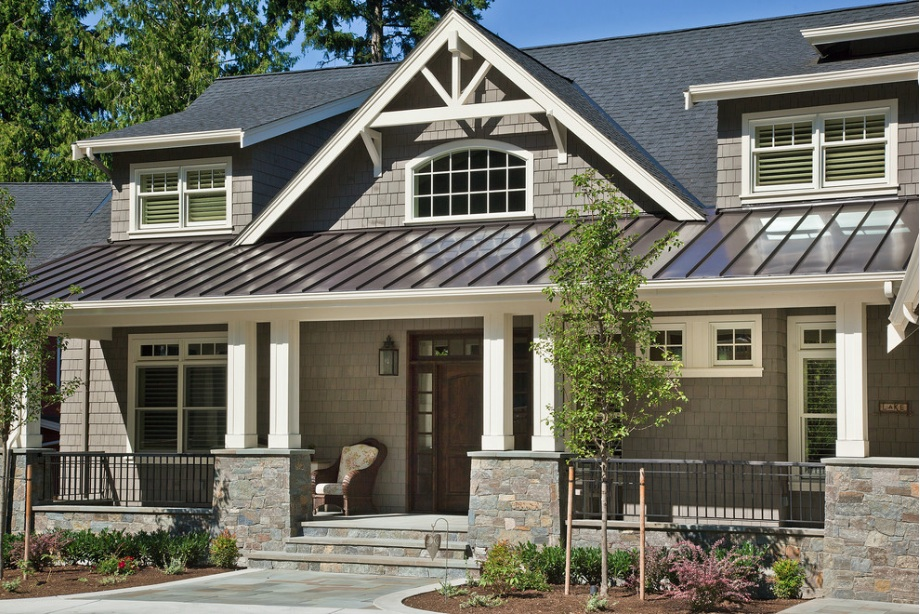 tip of the day: weatherproof 2/metal roofing? - on the house