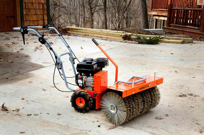 Yardmax Power Sweeper