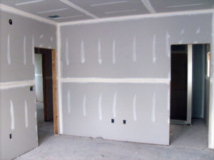 drywall for 9 foot walls