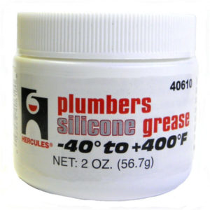 plumber's grease
