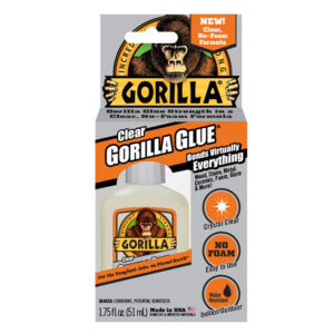 Gorilla Glue Review >> Cool Tool Product Review Clear Gorilla Glue On The House