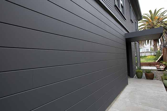 Sustainable Synthetic Siding On Point With Traditional