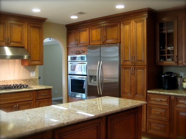 Kitchen Cabinets: Plywood or Particle Board? - On the House