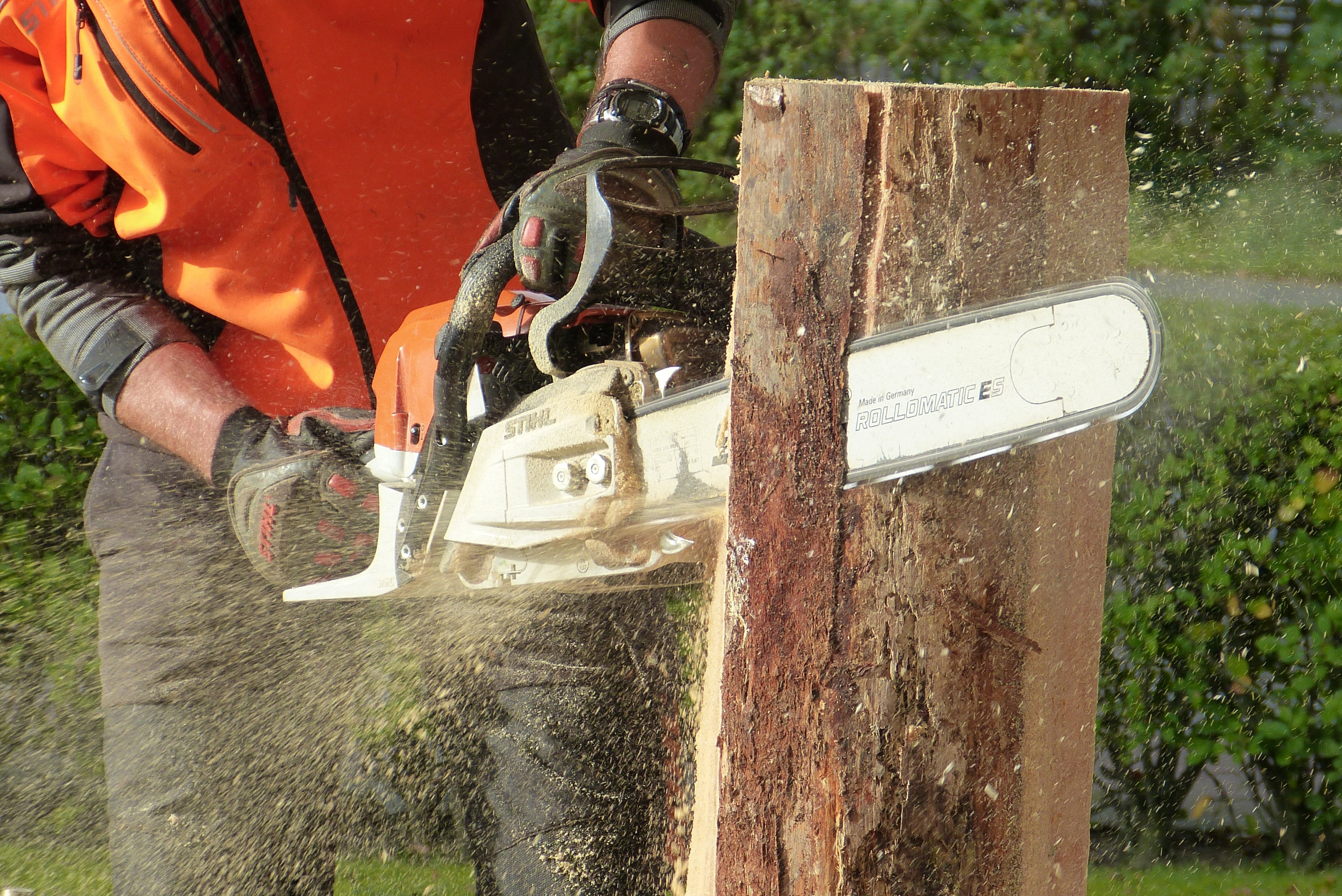 Harbor Freight Recalls Chainsaw On The House