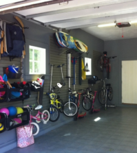 tips on storing outdoor gear