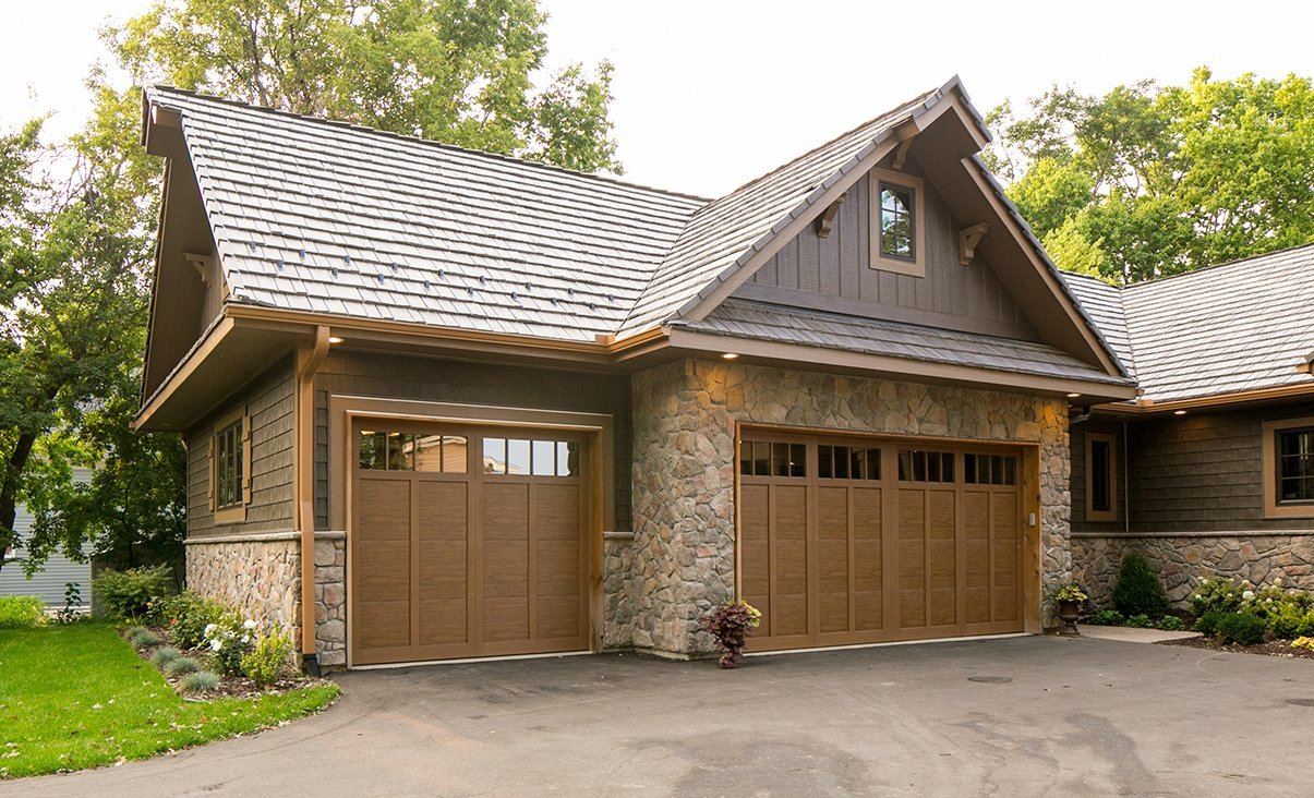3 Top Garage Door Styles With Powerful Curb Appeal On The House